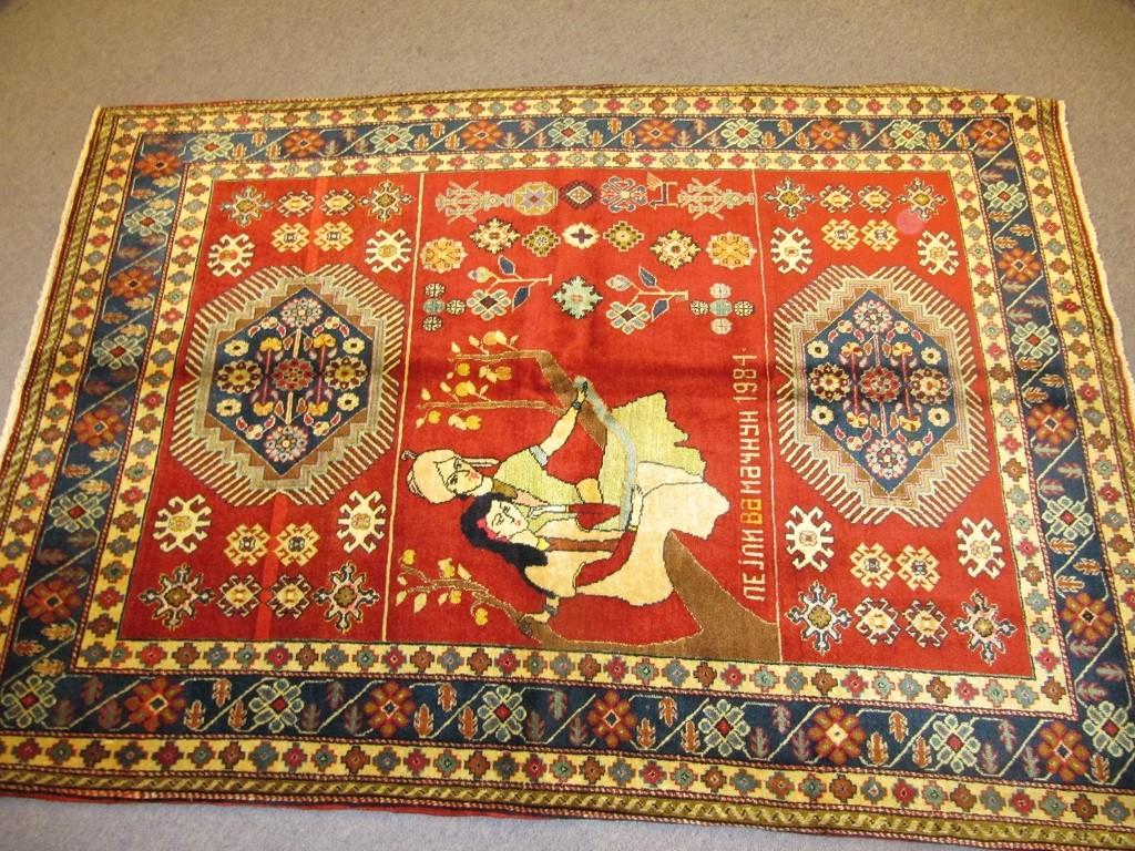 Istanbul bazar antico tappeto